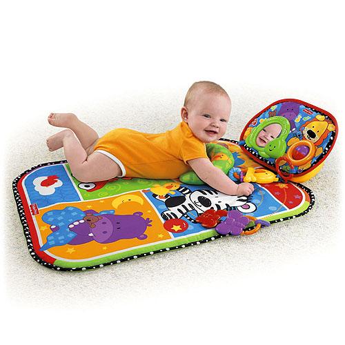 Stimulasi Bayi 2 Bulan Baby Orchestra
