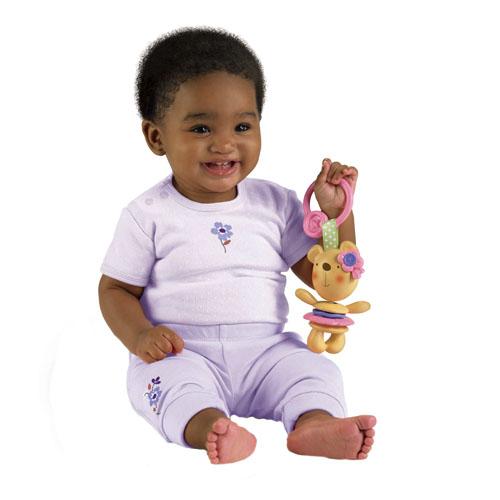 Stimulasi Bayi 1 Bulan