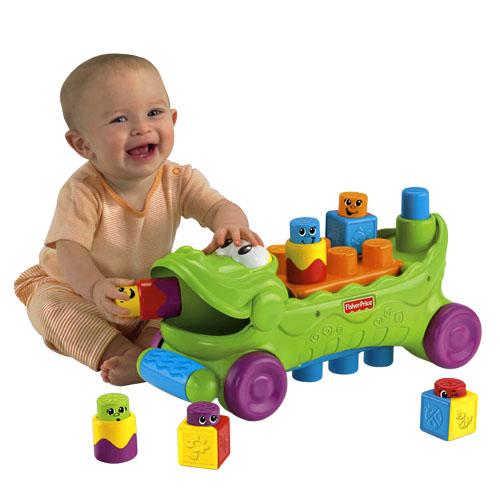 Sebagai kemajuan dari keterilan bayi anda, ketekunannya mulai